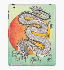 Champagne Dragon iPad Case/Skin