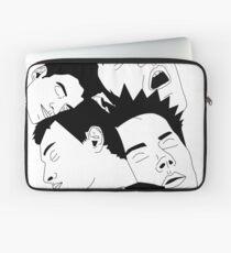 'Sleepy Heads' design by LUCILLE Laptop Sleeve