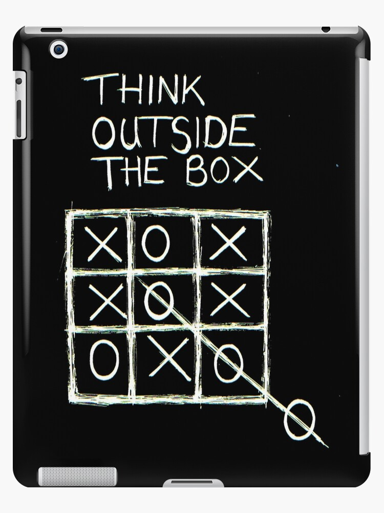 Think Outside The Box! by Teleri Rees
