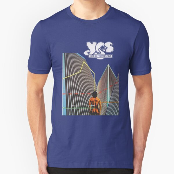 Yes - Going For the One Slim Fit T-Shirt