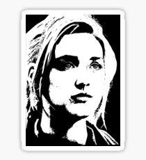 The Walking Dead: Jessie Sticker