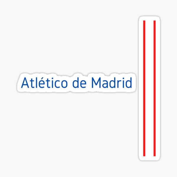Atlético de Madrid España Pegatina
