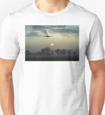 And finally - Vulcan sunset Unisex T-Shirt