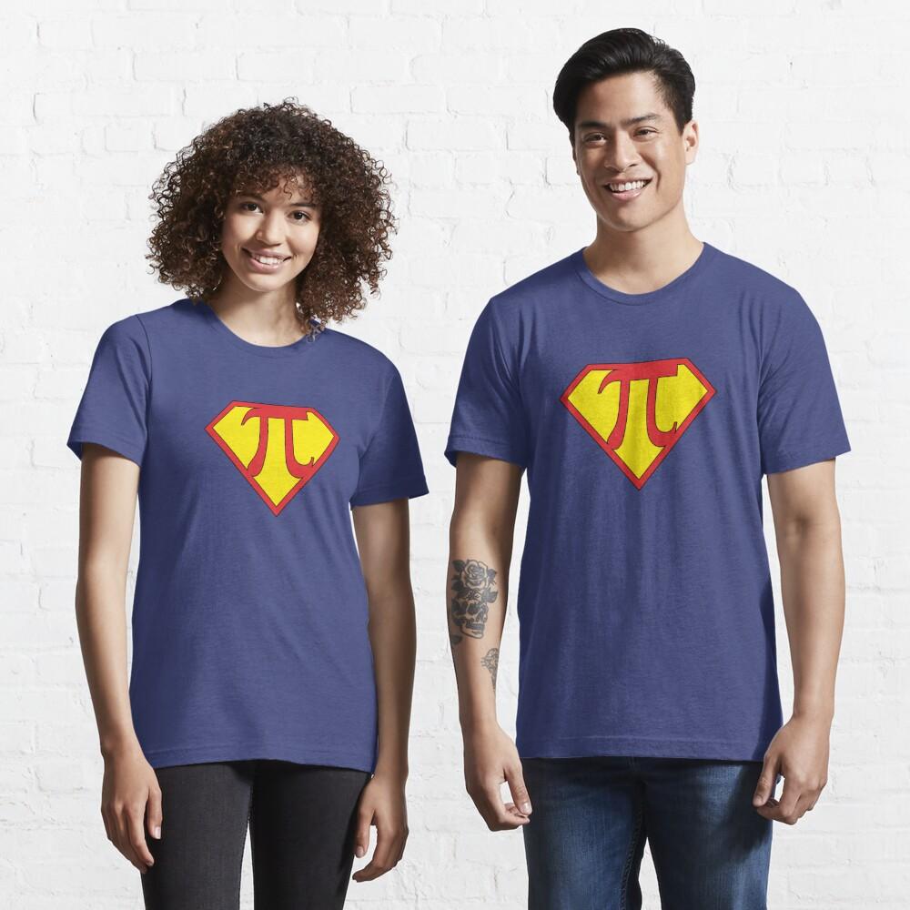 Super Pi Essential T-Shirt