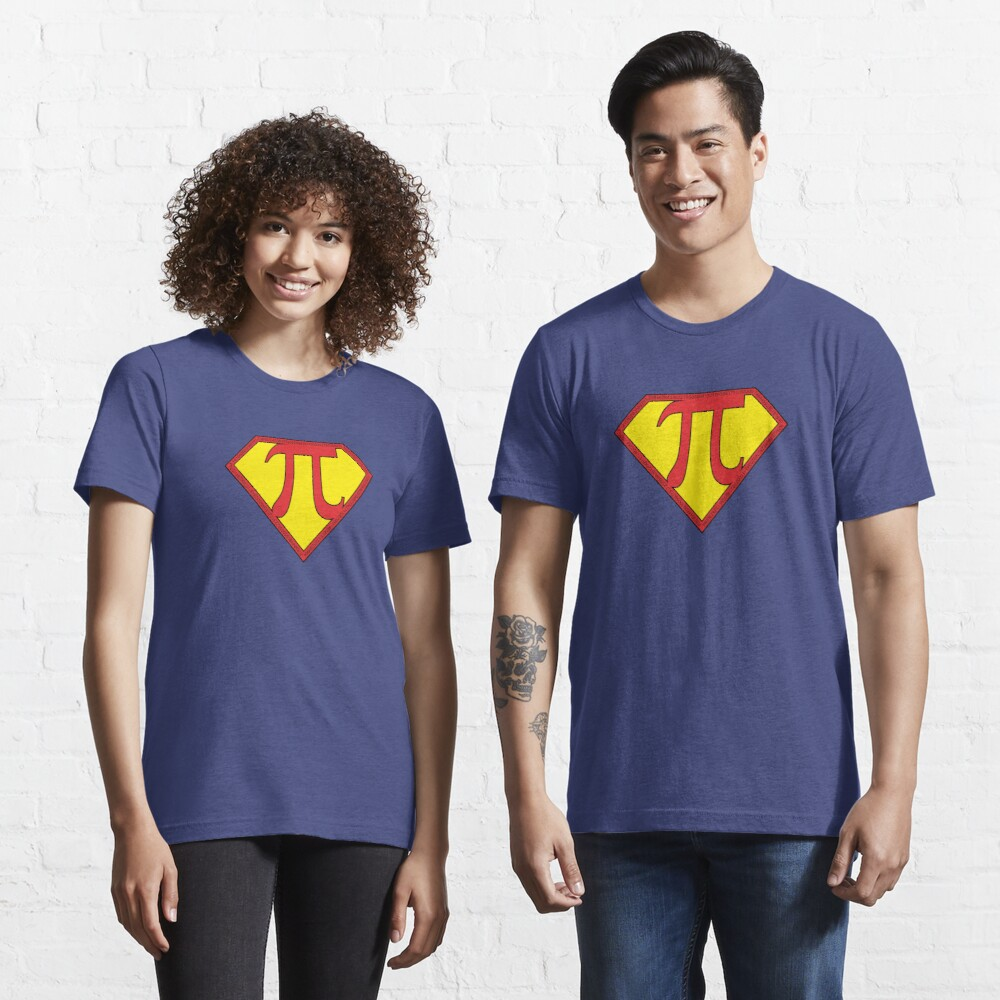 SuperPi Essential T-Shirt