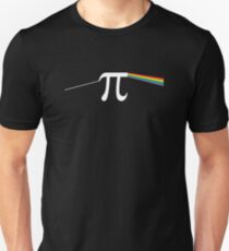 The Dark Side Of The Pi Unisex T-Shirt