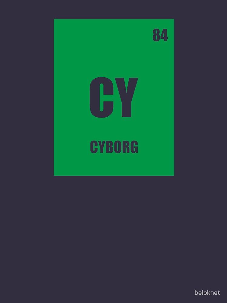 Cyborg Element by beloknet