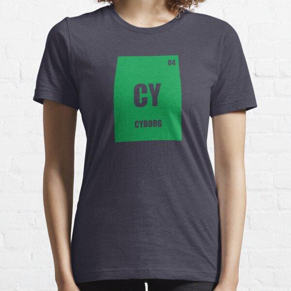 Cyborg Element Essential T-Shirt