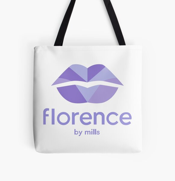 Florence By Mills - Lèvres Tote bag doublé
