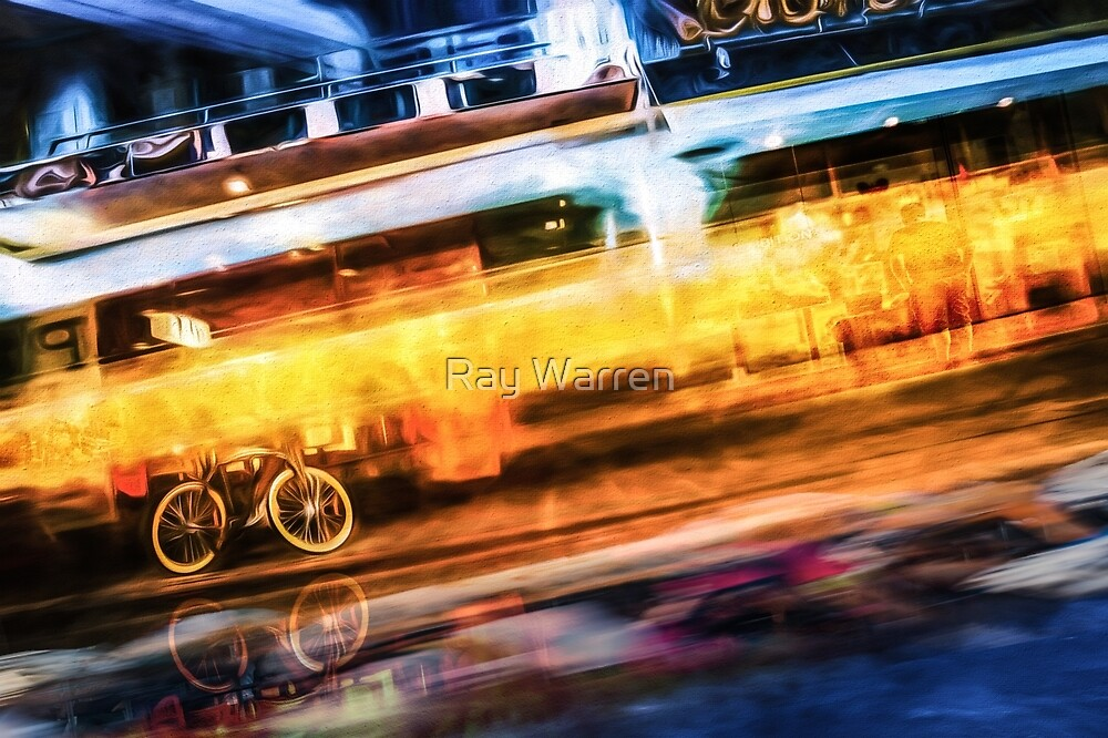 Speed of Light by Raymond Warren