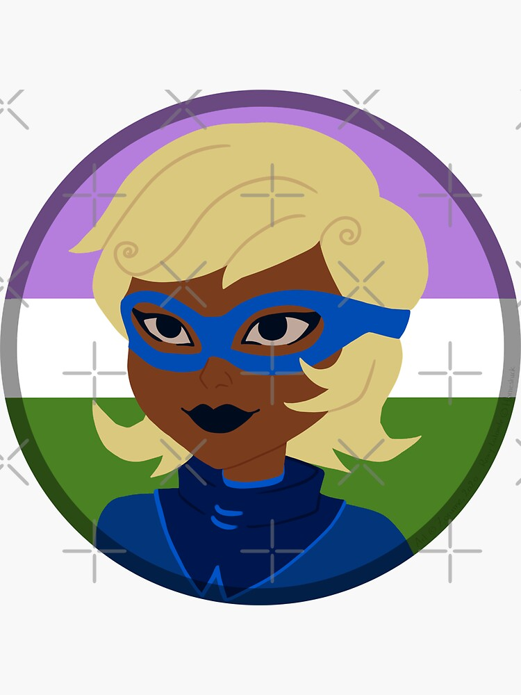 Roxy Lalonde is GenderQueer by Zorume