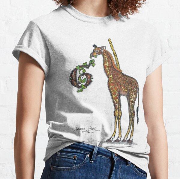 G is for Giraffe! Classic T-Shirt