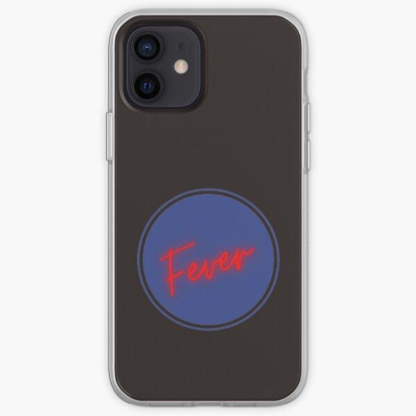 Fièvre Dua Lipa Coque souple iPhone