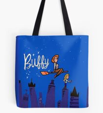 Buffy Bewitched Tote Bag