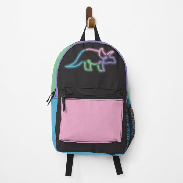 The Try Guys - triceratops  Backpack