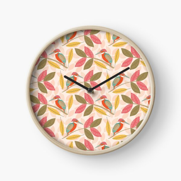 SEPTEMBER DAYS Clock