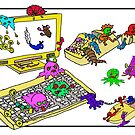 Bugs on the Workstation by Mike HobsoN