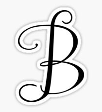 B4 Sticker