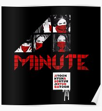 4MINUTE HATE Poster