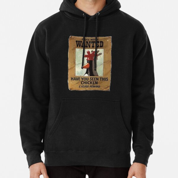 Wallace and gromit penguin  Pullover Hoodie