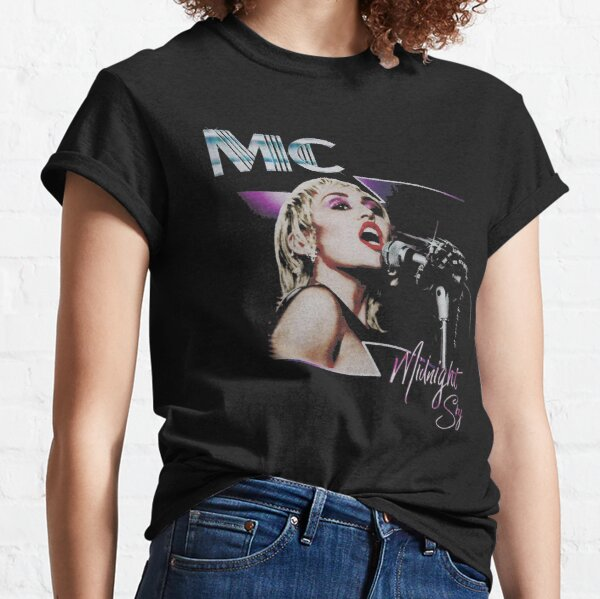 Miley-Plastic Hearts Classic T-Shirt
