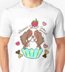 Ittetsu the Cooker Spaniel ! Unisex T-Shirt