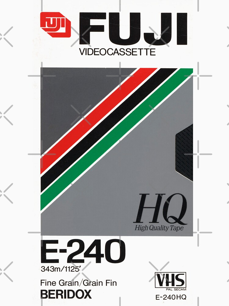 Retro VHS tape vaporwave aesthetic de GuitarManArts
