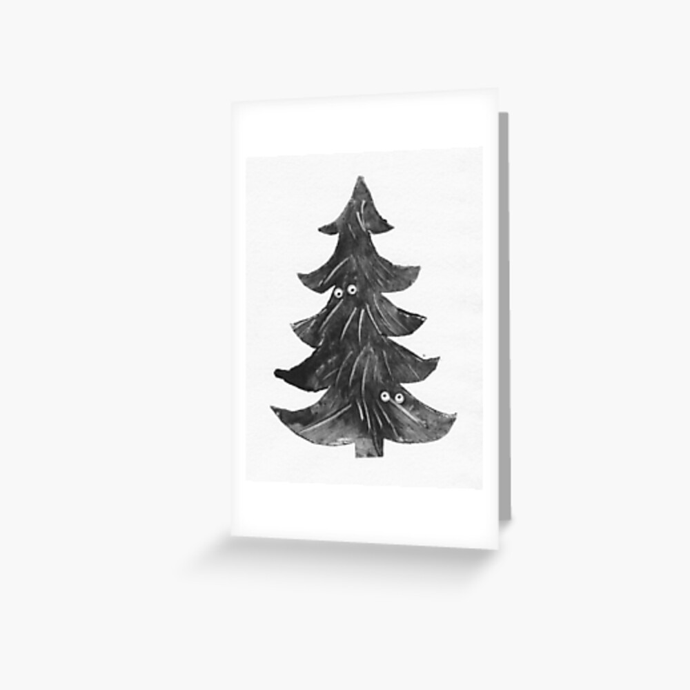 Where are Pup and Kit? Greeting Card