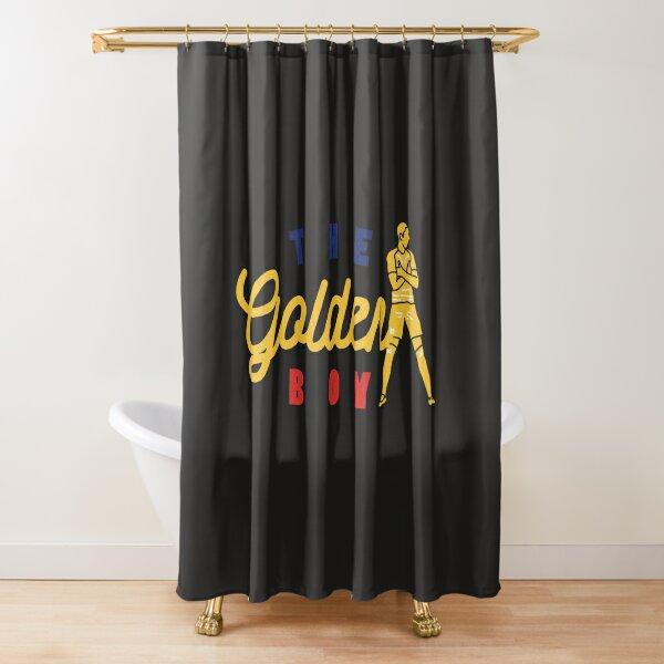 Mbappé - The Golden Boy  Rideau de douche