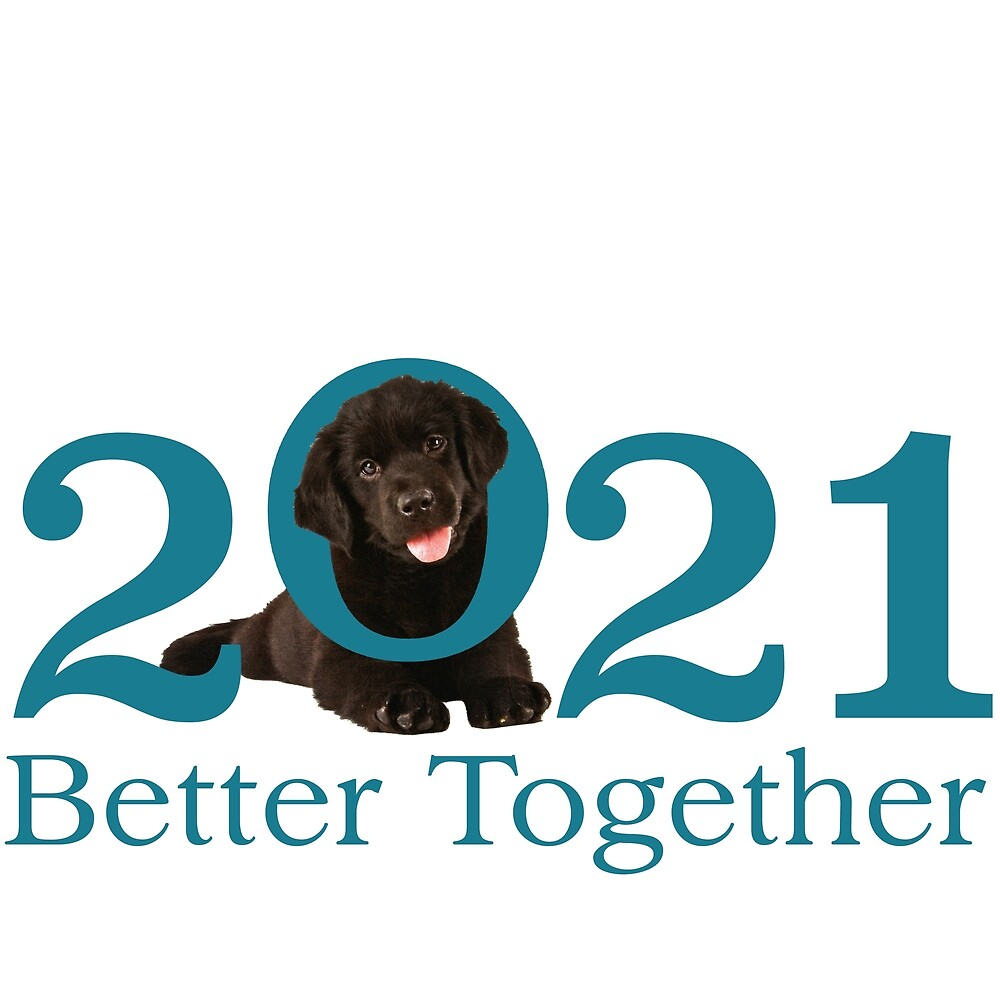 2021 Better Together with your Puppy by Christine Mullis