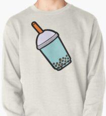 Bubble Tea Pattern Pullover