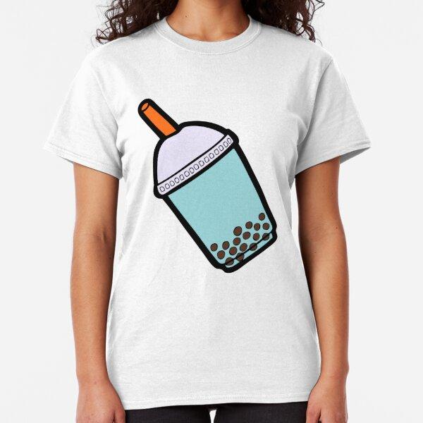 Bubble Tea Pattern Classic T-Shirt