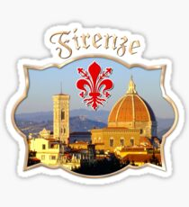 Florence's Dome Sticker
