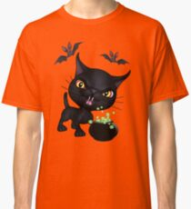 Vampire Kitty  Classic T-Shirt