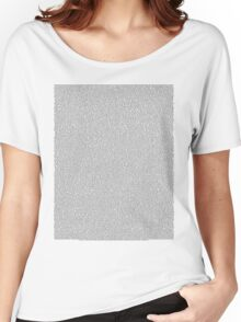 The Bee Movie Script Women's Relaxed Fit T-Shirt