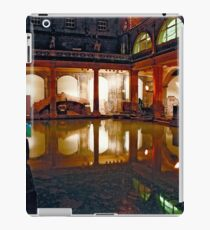 England - Roman bath iPad Case/Skin