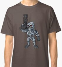 TIME TRAVELING CYBORG Classic T-Shirt