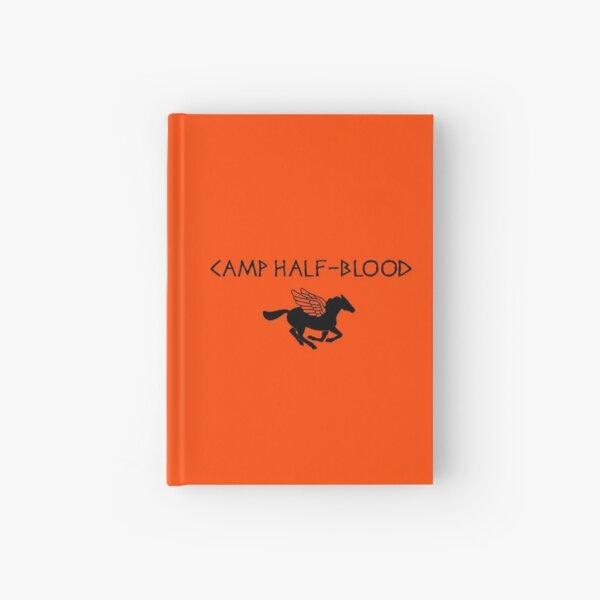 Camp Half Blood Hardcover Journal