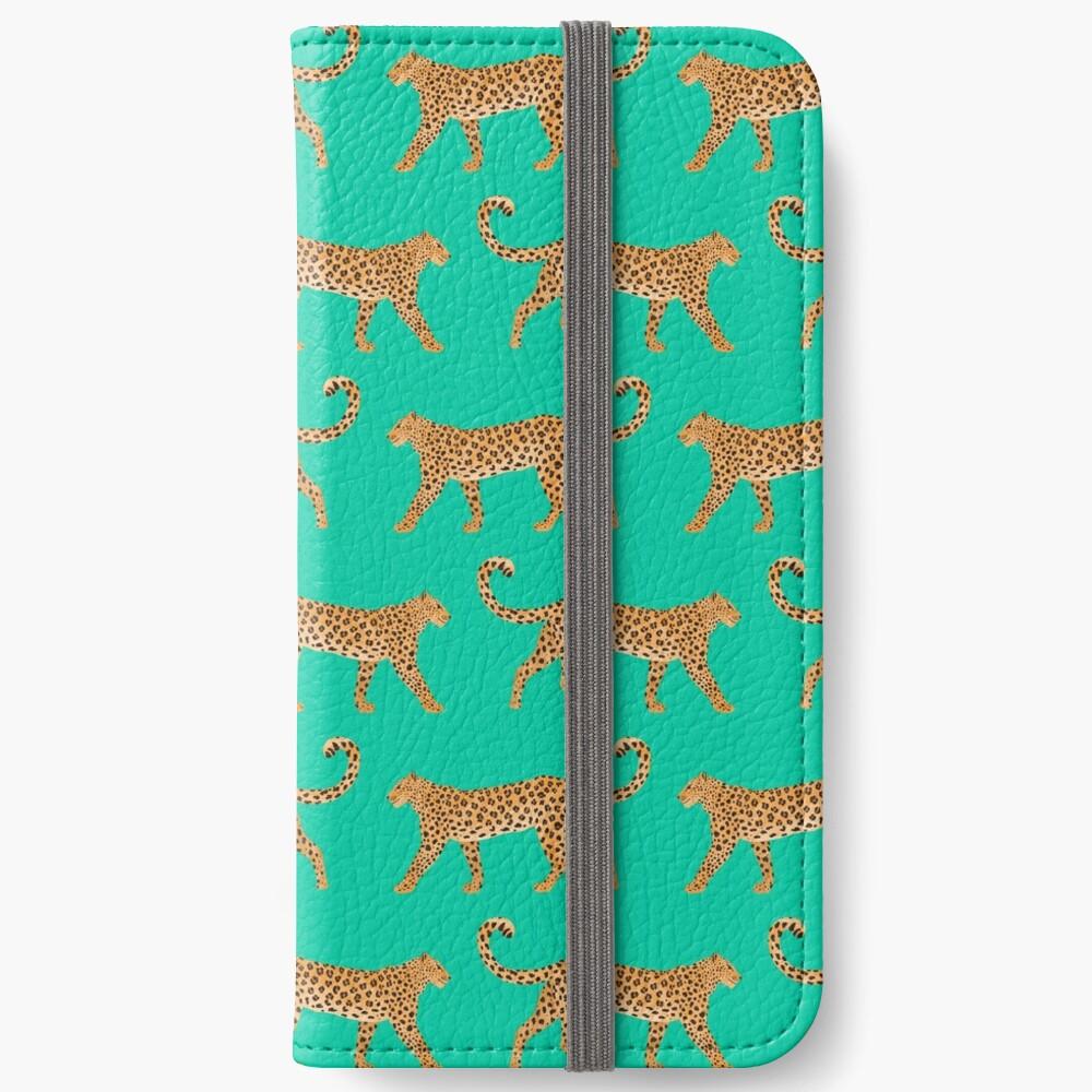 Jaguar iPhone Wallet