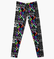 Part of the Cure Leggings