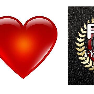 I Love PFA Photography by szymczuk