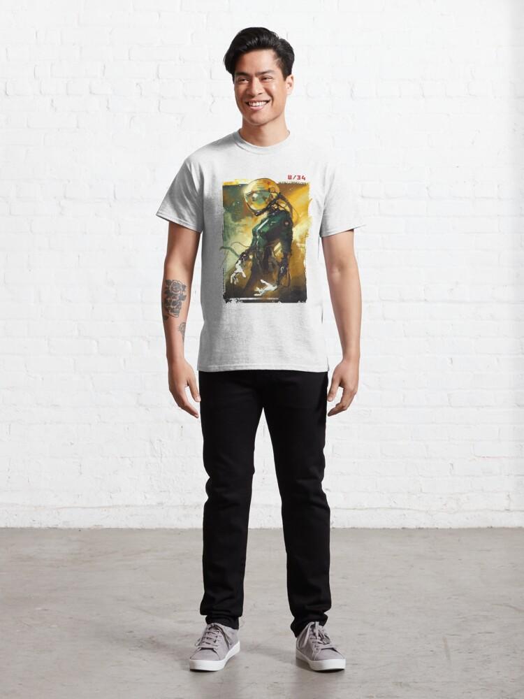 Alternate view of Gold Light Classic T-Shirt
