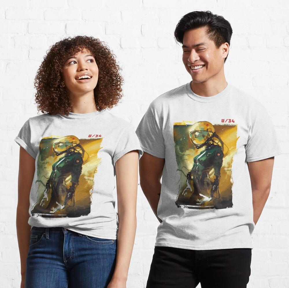Gold Light Classic T-Shirt