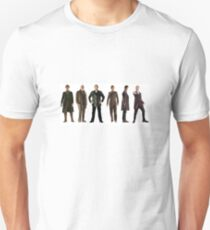 Doctor Who Lineup T-Shirt
