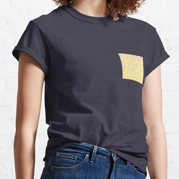Ms. Excel (arrows) Classic T-Shirt