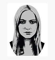 Etta Bishop - Resist Photographic Print