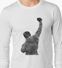 How Hard You Get Hit - Rocky Balboa T-Shirt