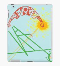 Sunny lines iPad Case/Skin