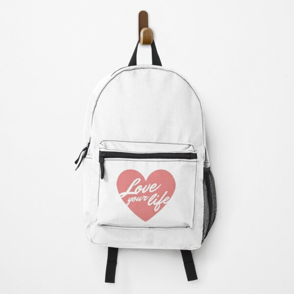 love your life Backpack