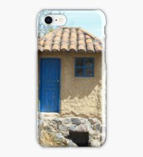 Small Adobe Building iPhone Case/Skin